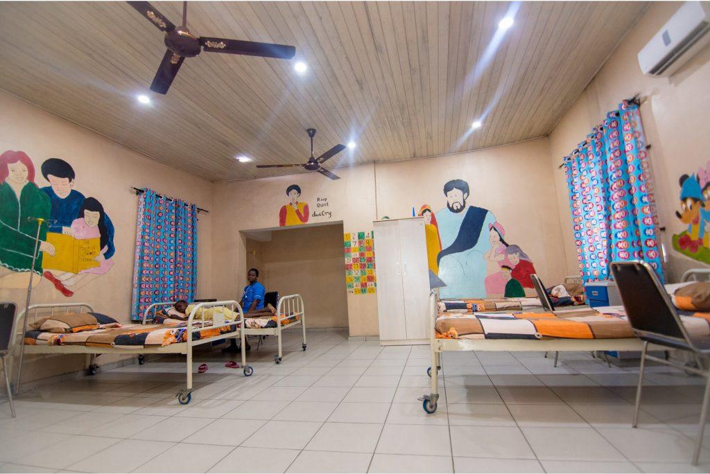 children's ward of shammah christian hospital