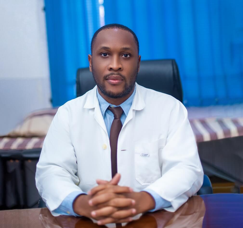 Doctor Chidi Emeonye of Shammah Christian Hospital Port Harcourt
