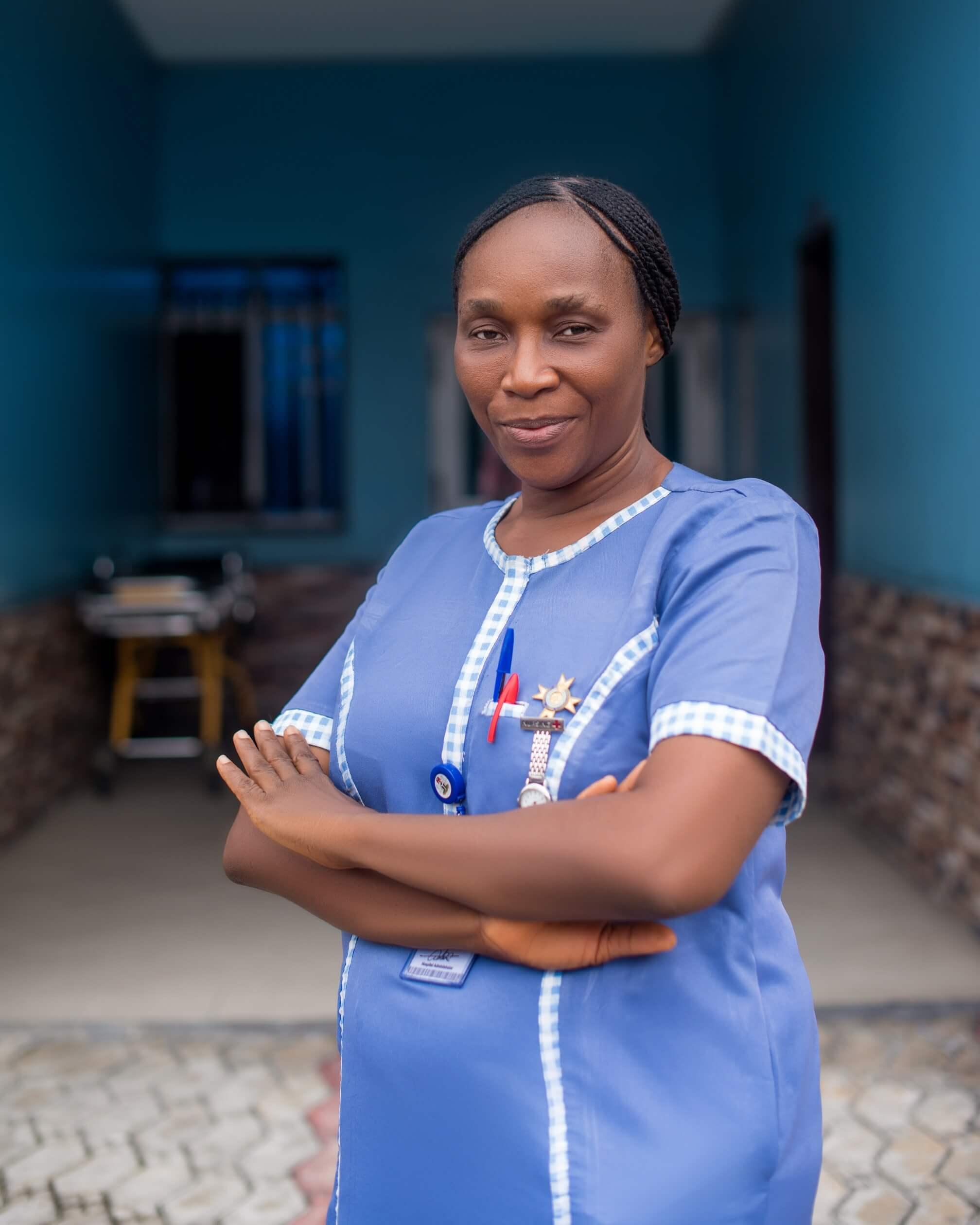 Head Of Station 2 at Shammah Christian in Hospital Port Harcourt