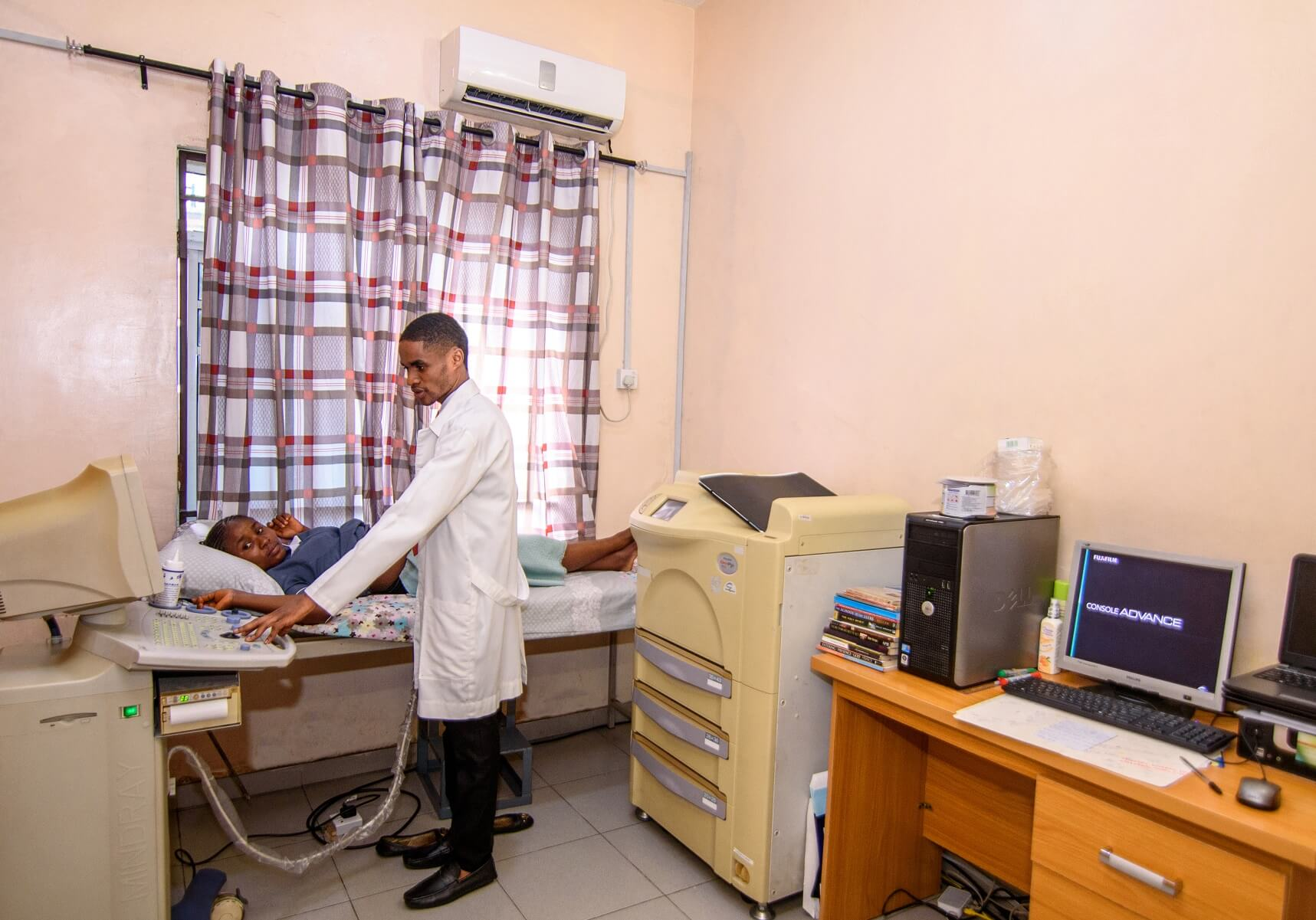 Radiology Depart at Shammah Christian in Hospital Port Harcourt