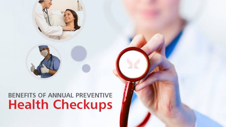 Get your medical checkups regularly to state abreast of health issues