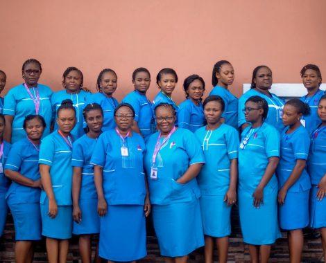 Staff Nurses at Shammah Christian Hospital Port Harcourt