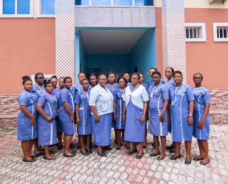 Staff Nurses at Shammah Christian Hospital Port Harcourt